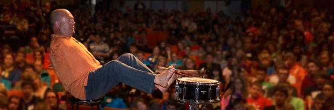 Alvin-drumming