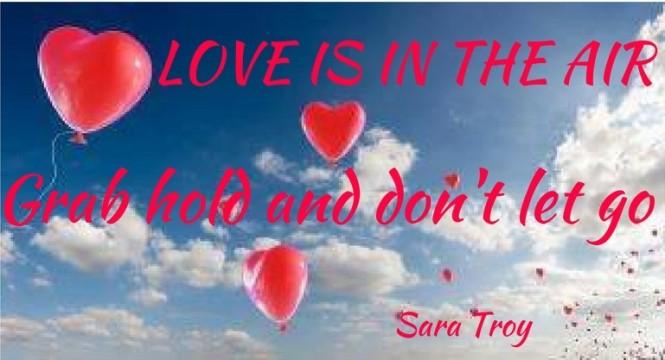 love in air