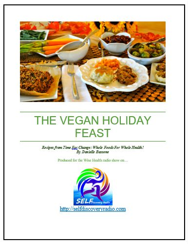 Vegan Holiday Feast cover