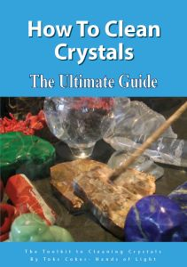 How to Clean Crystals eBook Cover