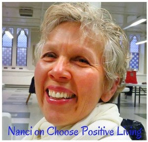 Nanci on Choose Positive Living