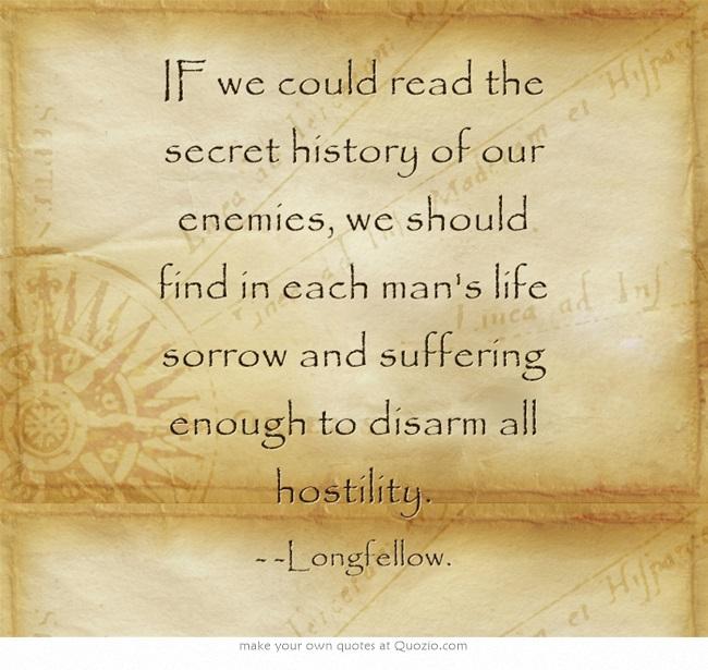 Longfellow Quote