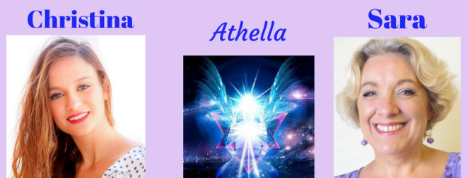 Christina. Athella. Sara