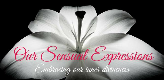 sensual expression
