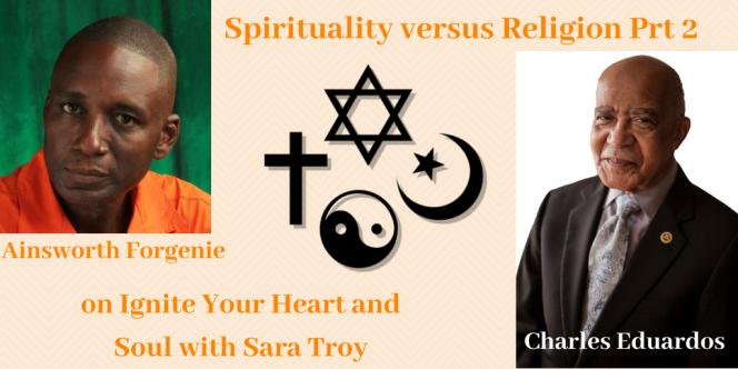 Spirituality versus Religion Prt 2