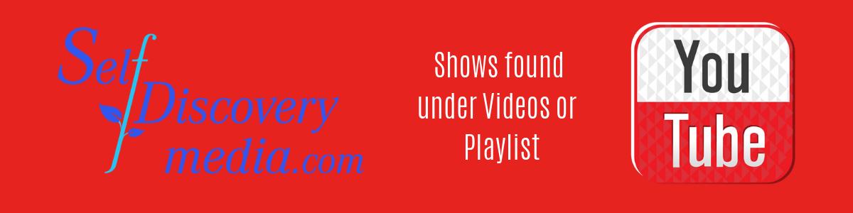 Shows found under Videos or Playlist